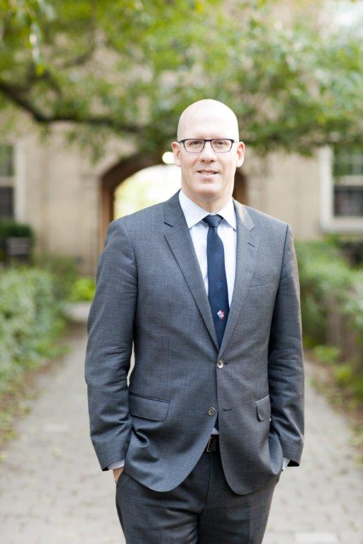 Donald Ainsley, Principal, University College
