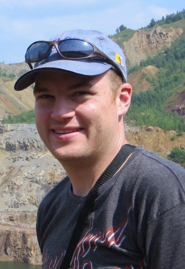 Photo of Daniel Gregory